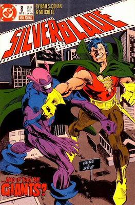 Silverblade (1987-1988) (Comic-book.) #8