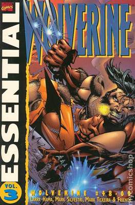 Essential Wolverine (Variant Cover) (Softcover 528 pp) #3