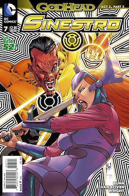Sinestro (2014-2016) (Comic-Book) #7