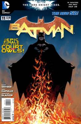 Batman Vol. 2 (2011-2016) (Comic Book) #11