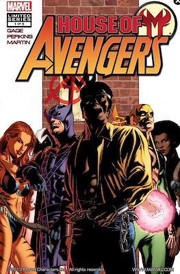 House of M: Avengers (Digital) #1