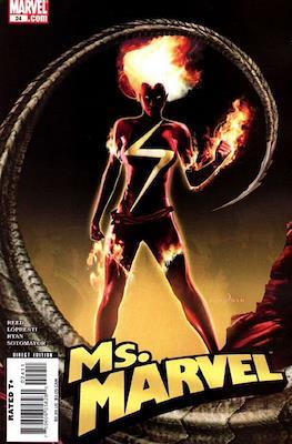Ms. Marvel (Vol. 2 2006-2010) (Comic Book) #24