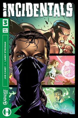 Incidentals (Comic book) #3