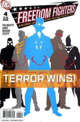 Freedom Fighters Vol. 2 (Comic Book) #4