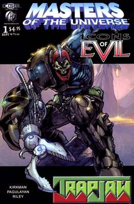 Masters of the Universe: Icons of Evil (Comic Book) #3