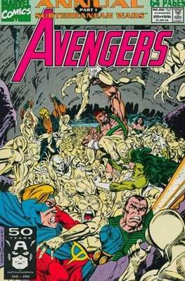 The Avengers Annual Vol. 1 (1963-1996) (Comic Book) #20