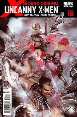 The Uncanny X-Men (1963-2011) (Comic-Book) #525