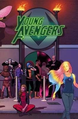 Young Avengers Vol. 2 (2013-2014) (Comic-book) #15