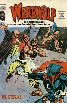 El Hombre Lobo / Werewolf (1974-1976) (Rústica 40 pp) #14