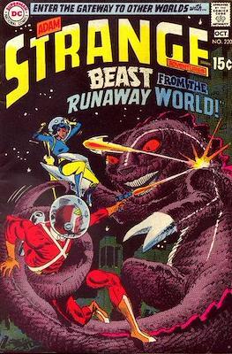 Strange Adventures (Comic Book) #220