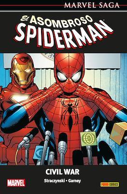 Marvel Saga: El Asombroso Spiderman (Cartoné) #11