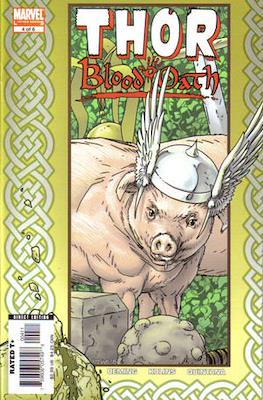 Thor: Blood Oath (2005) (Comic Book) #4