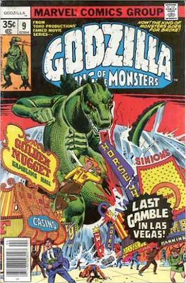 Godzilla King of the Monsters (Grapa) #9