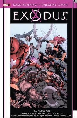 Dark Avengers / Uncanny X-Men: Exodus