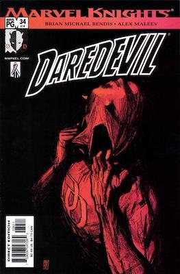 Daredevil Vol. 2 (1998-2011) (Comic Book) #34 (414)