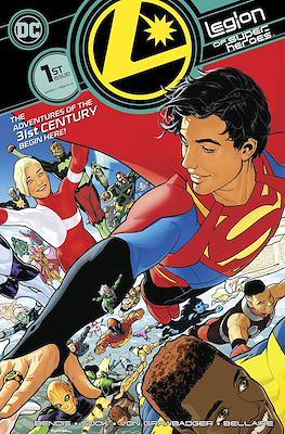 Legion Of Super-Heroes Vol. 8 (2019-) (Comic Book 32 pp) #1