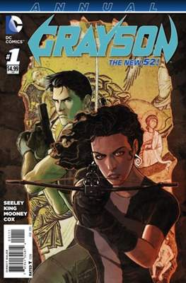 Grayson Annual (2015-2016) (comic-book) #1