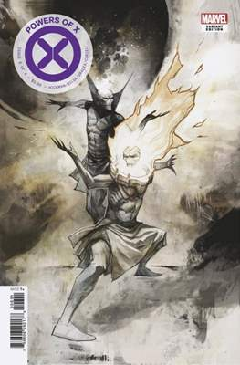 Powers of X (Variant Cover) (Comic Book) #6.5