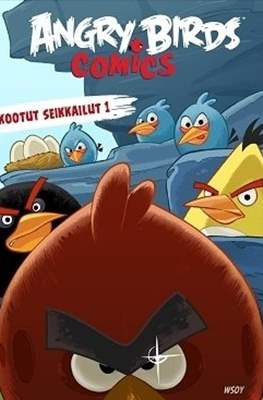 Angry Birds Comics: Kootut Seikkailut