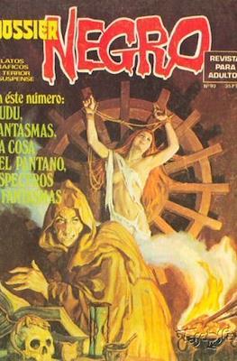 Dossier Negro (Rústica y grapa [1968 - 1988]) #92