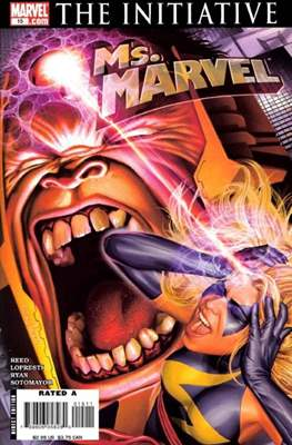 Ms. Marvel (Vol. 2 2006-2010) #15