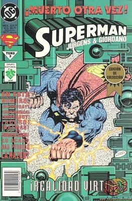 Superman: ¡Muerto otra vez! #3