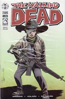 The Walking Dead (Grapas) #104
