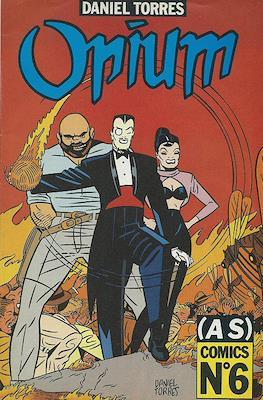 (AS) Comics (Agrafé) #6