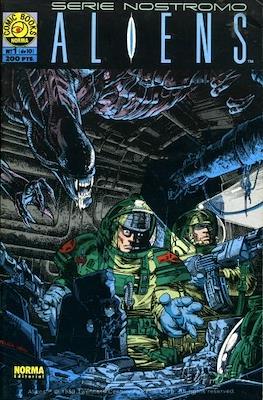 Aliens. Serie Nostromo (Grapa 36 pp) #1