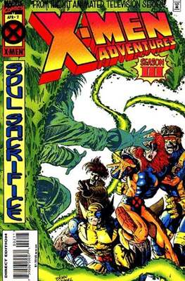 X-Men Adventures Vol 3 (Comic Book) #2