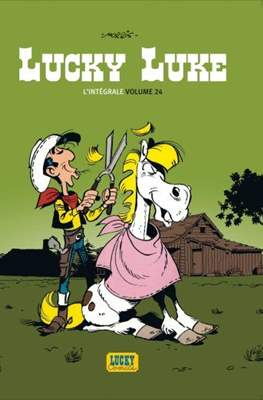 Lucky Luke - L'Intégrale (Cartoné) #24