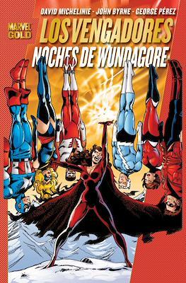 Los Vengadores. Marvel Gold (Rústica con solapas) #13