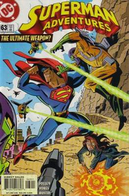 Superman Adventures (Comic-book) #63