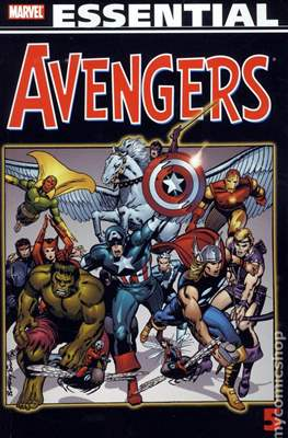 Essential Avengers (Softcover 2nd Edition) #5