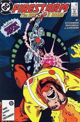 Firestorm Vol. 2 (Comic-Book) #63