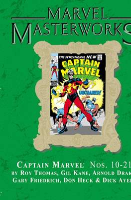 Marvel Masterworks (Hardcover) #82