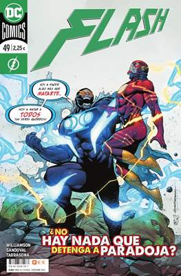 Flash. Nuevo Universo DC / Renacimiento #63/49