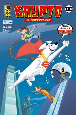 Krypto el superperro #1