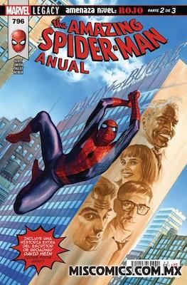 The Amazing Spider-Man (2016-2019) (Grapa) #796