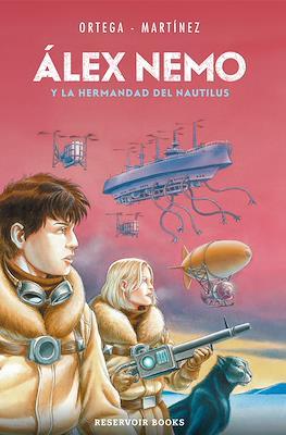Álex Nemo y la Hermandad del Nautilus