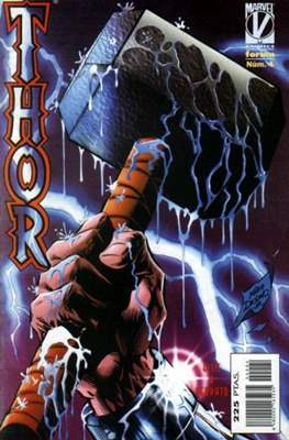Thor Vol. 2 (1996-1997) (Grapa 24 pp) #4