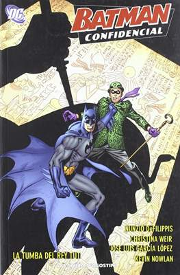 Batman Confidencial (Rústica 96-168 pp) #6