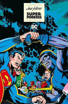 Superpoderes de Jack Kirby (Cartoné 152 pp) #