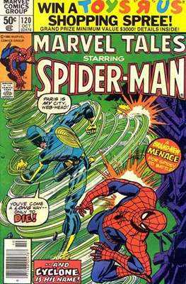 Marvel Tales (Comic Book) #120