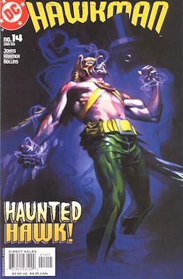 Hawkman Vol. 4 (2002-2006) (Comic book) #14