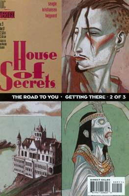 House of Secrets Vol 2 (Grapa) #9