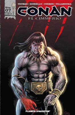 Conan el Cimmerio (Grapa 24-48-72 pp) #7