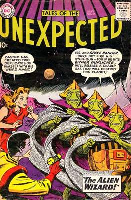Tales of the Unexpected (1956-1968) (Comic Book) #49