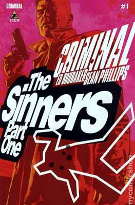 Criminal The Sinners (2009) (Comic book 40 pags) #1