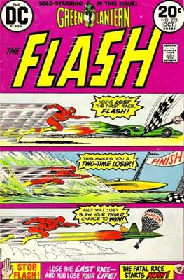 Flash vol. 1 (1959-1985) (Grapa, 32 págs.) #223